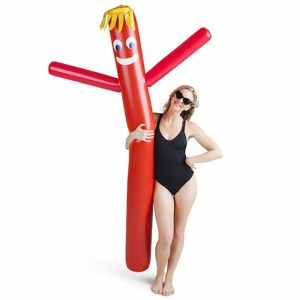 Wacky Waving Tube Man Pool Float